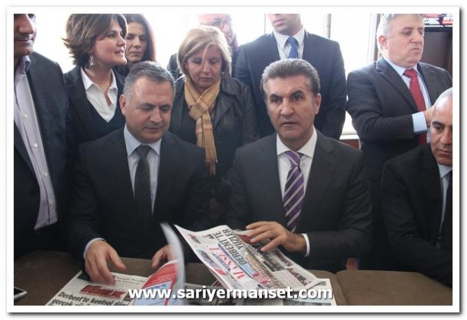 Mustafa Sarıgül Sarıyer