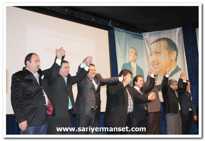 AK Parti meclis üyesi aday adayları tanıtıldı galerisi resim 22