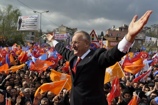Başbakan Recep Tayyip Erdoğan Sarıyerde galerisi resim 32