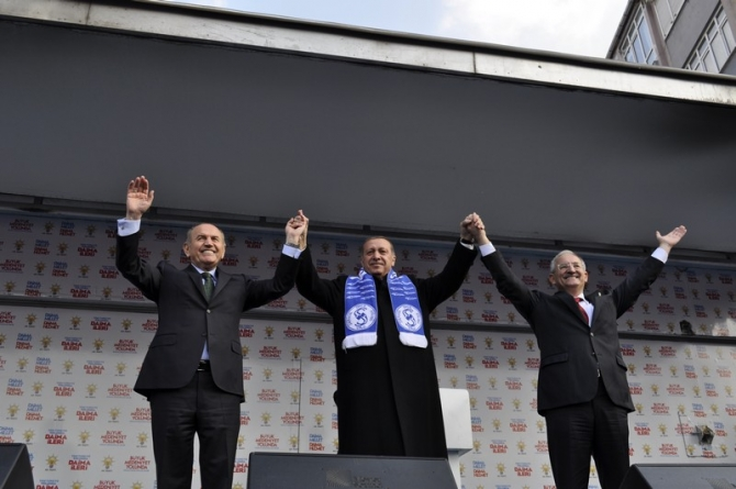Başbakan Recep Tayyip Erdoğan Sarıyerde galerisi resim 84