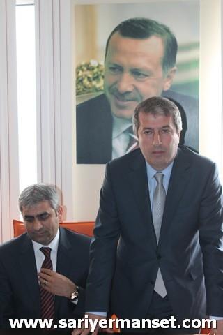 AK Partide devir teslim töreni galerisi