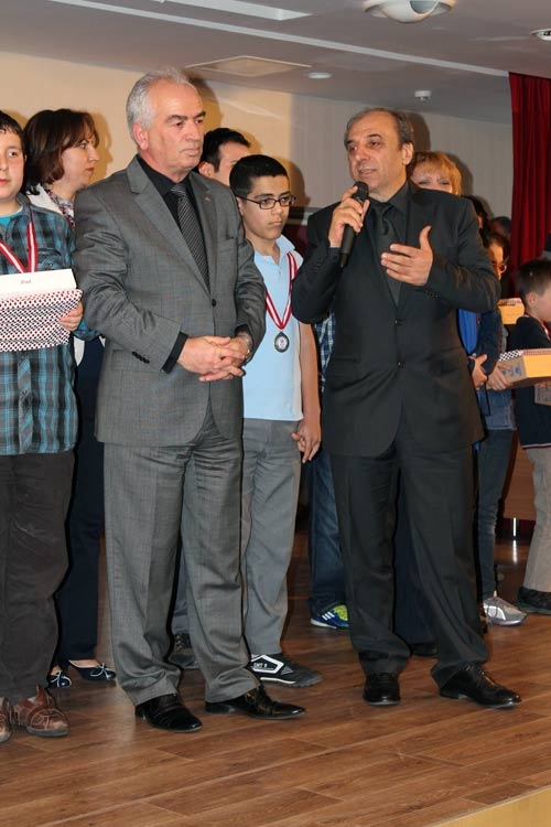 Ufukta şampiyonlar ödüllerini aldı galerisi resim 4