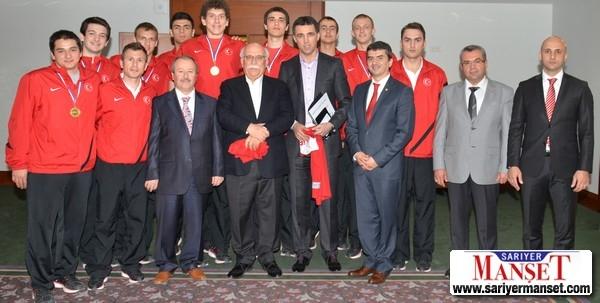 Dünya şampiyonu Ankarada ağırlandı galerisi resim 5