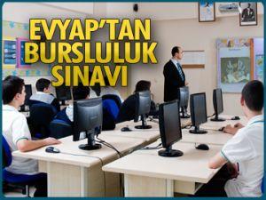 Evyap'tan bursluluk sınavı