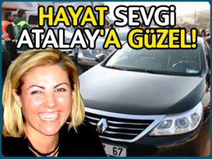 Hayat Sevgi Atalay'a güzel!