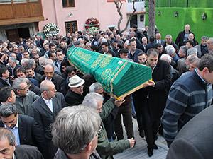 Mustafa Tokun acı günü