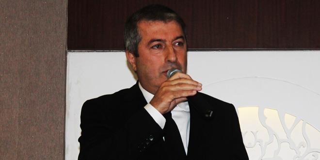 AK Parti Sarıyer İlçe Başkanı Salih Bayraktar