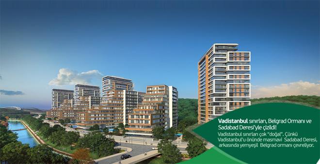 Vadi İstanbul Projesi Maslak